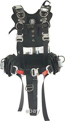 OMS Public Safety Diving Harness