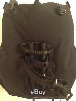 OMS RDS Weight Integrated Scuba Diving BCD Buoyancy Compensator X-Large