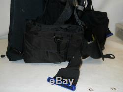 Oceanic Chute 1 BCD, Bioflex, XL, scuba pro diving bc