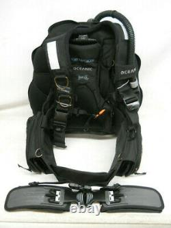 Oceanic Excursion QRL3 BCD, Large, Back Inflation BC