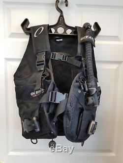 Oceanic FLEX BCD Scuba Diving Buoyancy Compensator Vest Men's Medium