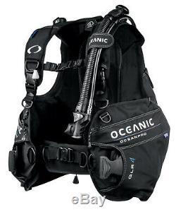 Oceanic OceanPro Scuba Diving BCD Buoyancy Compensator LG 08.8430.55