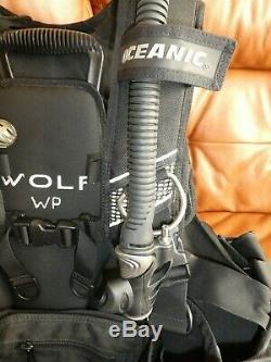 Oceanic Wolf BCD