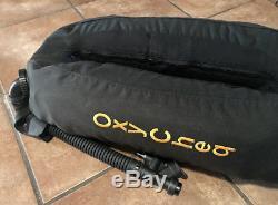 Oxycheq 40lb MACH V Signature Series Scuba Dive Singles Wing