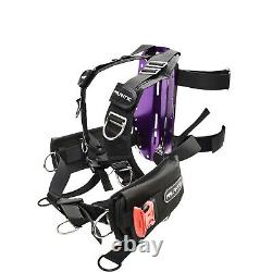 Palantic Scuba Tech Diving Deluxe Harness System 3.0 (No Backplate Included)