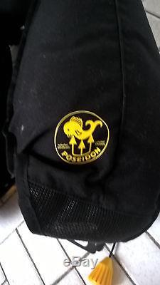 Poseidon One Wing 50 schwarz Tarrier-Jacket Tauchen NEU