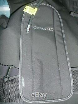 Price Drop! Gotta Go! Oceanic Ocean Pro Bcd Qlr3 Size XL Brand New