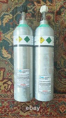Rebreather Cylinders Aluminium
