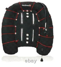 Red Hat Diving. SportTech 50 wing package. New. Wing harness and SS backplate