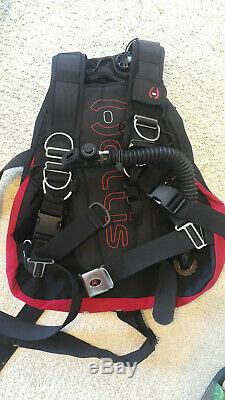 Rrp $900usd Hollis S. M. S 75 Professional Bcd Amazing Condition