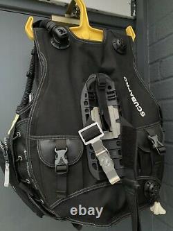 SCUBAPRO BCD Size Large L Used Scuba Diving Jacket Mens