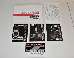 SCUBAPRO Classic BCD Scuba Dive jacket Air 2 back up regulator + MK-10 lot