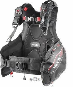 SEAC SUB Ego BCD Scuba Diving Buoyancy Jacket UK BASED DEALER High Quality New