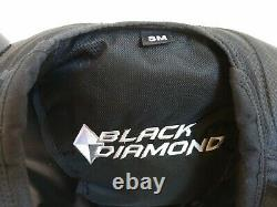SEA QUEST BLACK DIAMOND SCUBA DIVE BCD, Size Small