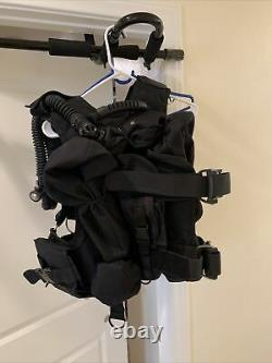 SSA Made In USA SCUBA DIVING BCD VEST Size Small Pristine EXCELLENT Shape