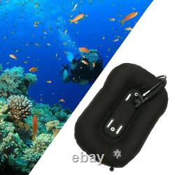Safety Scuba Diving Donut Wing Single Tank 38lbs BCD Buoyancy Compensator