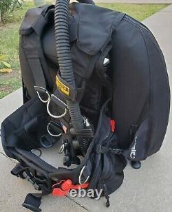 Sale! Excellent Condition! Zeagle Ranger LTD BCD Large Scuba Diving BC Dive