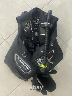ScubaPro Equalizer Scuba Diving BCD Buoyancy Compensator BC size XL Ex Lg