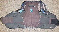 ScubaPro Glide Pro BCD Size L with Air2