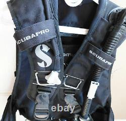 ScubaPro Knighthawk Scuba Diving Buoyancy Compensator BCD wStandard Inflator BP