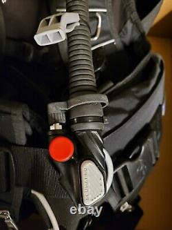 ScubaPro Knighthawk Scuba Diving Buoyancy Compensator BCD w balanced power infl