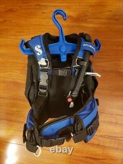 ScubaPro Ladyhawk Scuba Diving BCD Vest Buoyancy Compensator Device Size Small