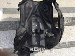 ScubaPro Scuba Pro Classic Buoyancy Compensator BC BCD Size Large