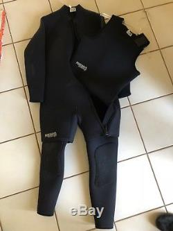 Scuba Diving Equipment Lot Everything You Need 3 Wetsuits, BCD, Regulator +++