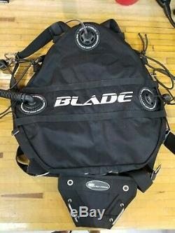 Scuba Force Blade Sidemount SCUBA BCD (one size fits all)