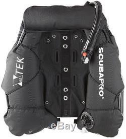Scubapro Bcd Jacket X-tek Hs Wing 27kg 60lbs Scuba Dive 4d