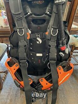 Scubapro Buoyancy Compensator BCD Hydros Pro BPI Men's XL/XXL