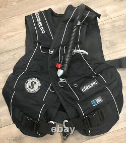 Scubapro Classic Bcd Size Large Looks Like Never In Water Cool