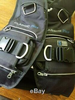 Scubapro Classic Plus Bcd Vest Air 2 Xs Buckle Weight System
