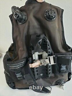 Scubapro Glide Plus BCD With Air2 Size Medium