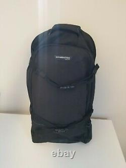 Scubapro Hydros Pro BCD Women's MD with titanium knife, backpack & hose