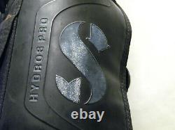 Scubapro Hydros Pro BCD and Accesories Men's Medium Black READ