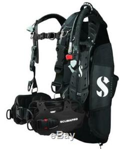 Scubapro Hydros Pro with Balanced Inflator Mens BC/BCD Buoyancy Compensator LG