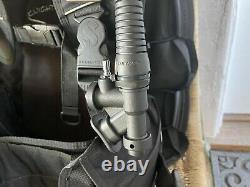 Scubapro KNIGHTHAWK SCUBA Dive BCD, Size Small BC, New Power Inflator