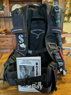 Scubapro Knighthawk BCD Size XLarge Black
