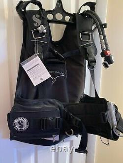 Scubapro Knighthawk BCD withBPI Mens LARGE NEW