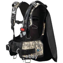 Scubapro Knighthawk Bcd Camo 2xl XXL New Scuba