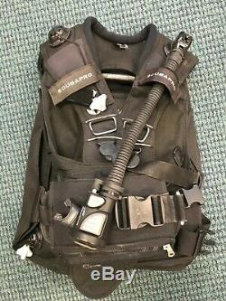 Scubapro Knighthawk (Size Large) plus Air2 Inflator/Air Source USED