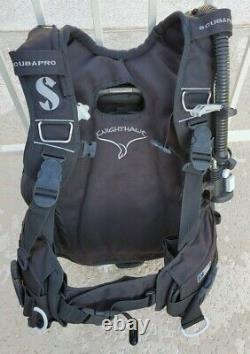 Scubapro Knighthawk with Air2 Large Scuba Diving BC Dive BCD Scuba Pro