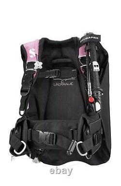 Scubapro Ladyhawk BCD Brand New. Medium. Pink