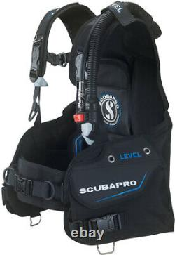 Scubapro Level BCD, Size SMALL, BRAND NEW