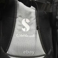 Scubapro LiteHawk Travel Weight Integrated BC BCD Scuba Diving M / L Lite Hawk