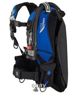 Scubapro Litehawk with AIR2 V GEN Lightweight Scuba Diving BCD Dive Travel BC M/L