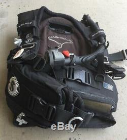 Scubapro Nitehawk BC/BCD with Balanced Inflator Mens Buoyancy Compensator L/G