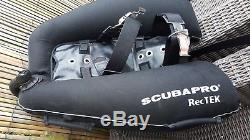 Scubapro S Tek wing