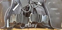 Scubapro T-black BCD XL immaculate condition, a joy to use